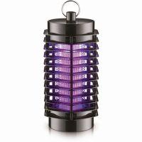 Светильник антимоскитный 3Вт 220В IP20 40м2 Черный 105*105*190мм Feron WL-850
