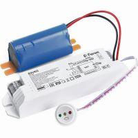 Блок аварийного питания ЕК40 10-40Вт 3ч. для LED Li-ion 4400мАч 150*40*28мм