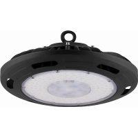 """Светодиодный подвесной светильник 100Вт """"High bay"""" 120° 6400K IP44 220В черный 280*91 мм AL1001"""