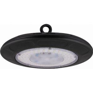 """Светодиодный подвесной светильник 200Вт """"High bay"""" 120° 6400K IP44 220В черный 360*115 мм AL1003"""