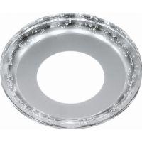 Светодиодный светильник Feron AL2330 встраиваемый 6W 4000K и подсветка 4000К белый