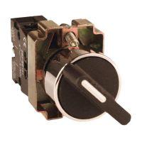Переключатель BD-33 3P короткая рукоятка 2NO EKF xb2-bd33