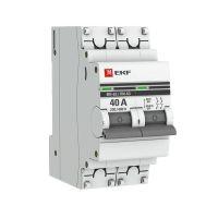 Выключатель нагрузки 2п 40А ВН-63 PROxima EKF SL63-2-40-pro