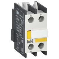 Приставка конт. ПКИ-11 IEK KPK10-11