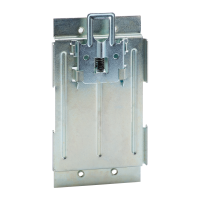 Адаптер на DIN-рейку OptiMat E100 УХЛ3 КЭАЗ 100013