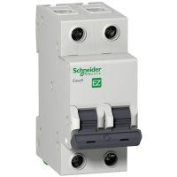 Выключатель автоматический модульный 2п C 40А 6кА EASY9 =S= 230В SchE EZ9F56240