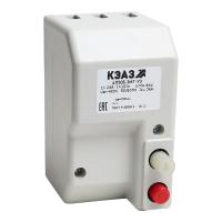 Выключатель автоматический 40А 10Iн АП50Б 2МТ У3 400В AC/220В DC КЭАЗ 106914