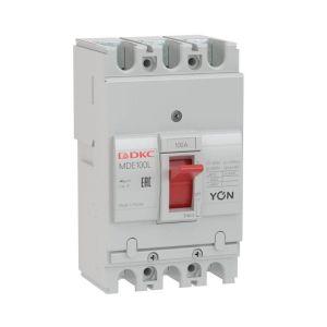 Выключатель автоматический в литом корпусе YON MDE100L025 DKC MDE100L025